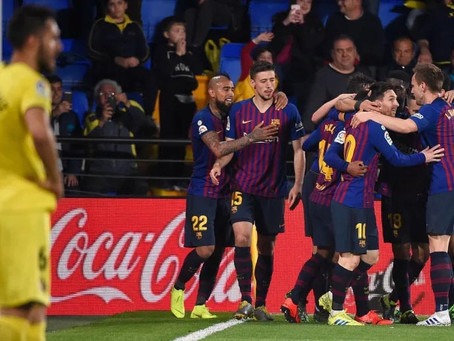 Record, Rankings & Reaction as Messi & Suarez Magic Saves Point in Thriller and get the final result