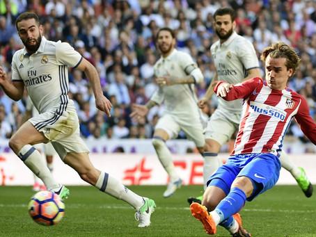 Real Madrid leapfrog Atletico as Casemiro, Ramos, Bundle clinch derby success