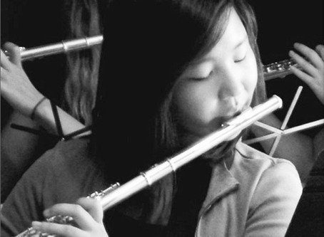 September & First Flute Lessons