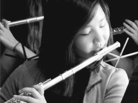 September & First Flute Lessons