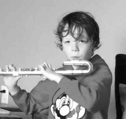 Flute lessons for young kids can be a rewarding experience!