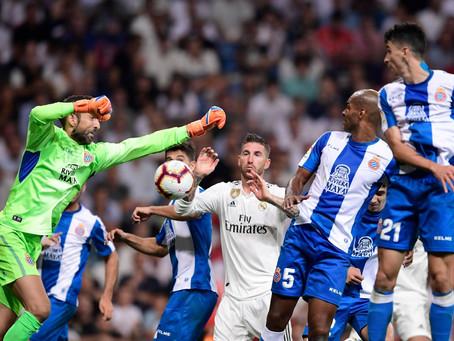 Gareth Bale returns with score as Real Madrid surge Espanyol