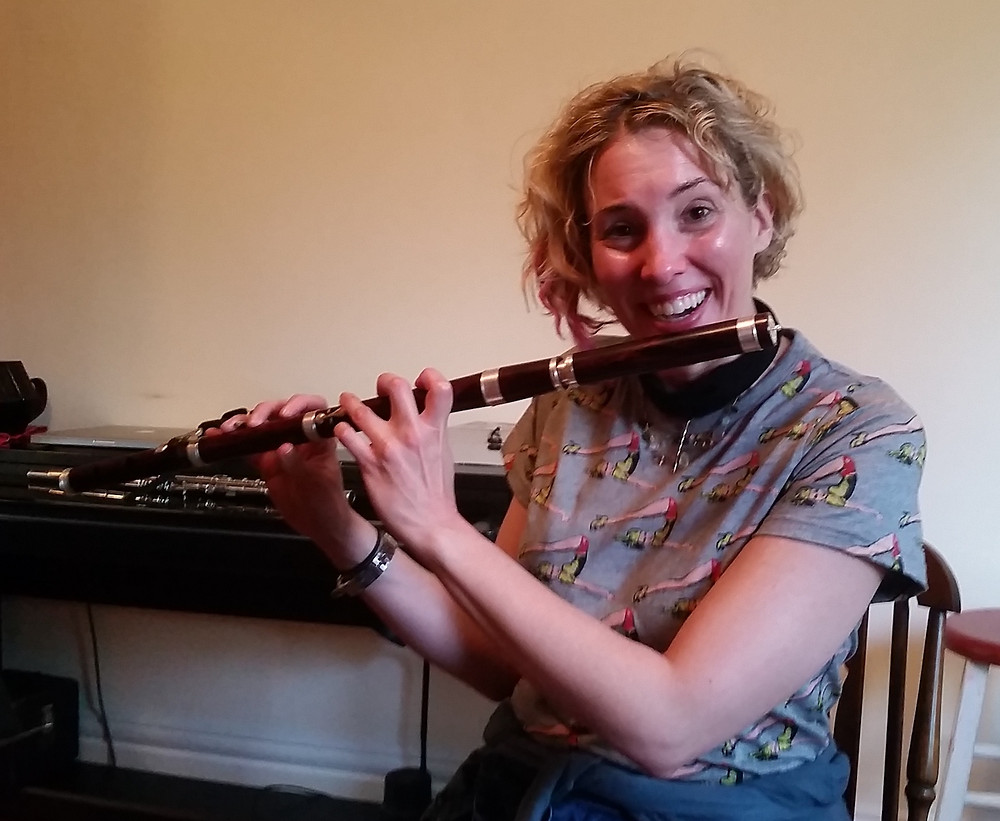 Adult Flute Student