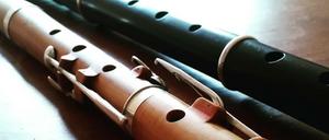 Wooden Irish Flutes