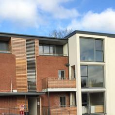 new block of flats