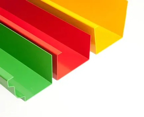 square gutters of different sizes.webp
