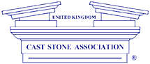 cast stone association logo