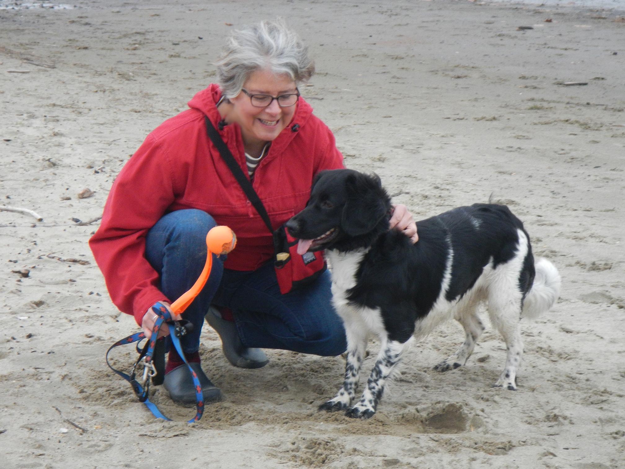 LORI & INTSKE BEACH 12-12-15
