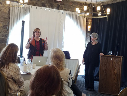 CKC Seminars with Dr. Gayle Watkins & Dr. Laurie Larson