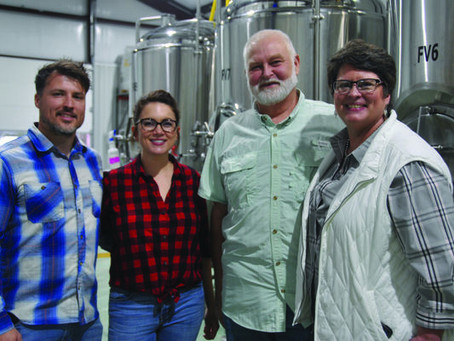 Local Brewery Hosts Grand Opening