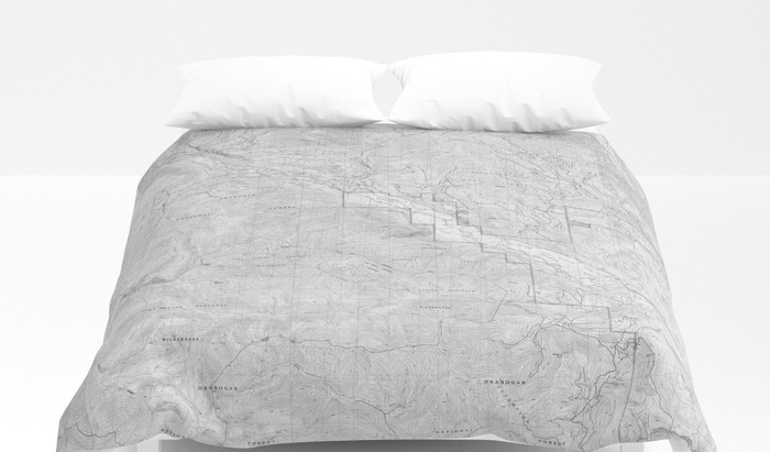 Methow Valley Map Products