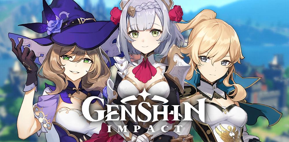 Genshin Impact Attack