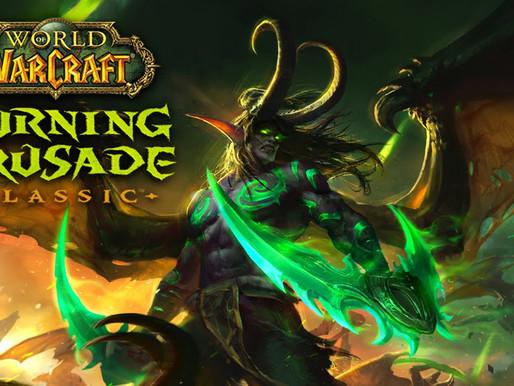 World of Warcraft: Burning Crusade Classic ще излезе на 1-ви юни