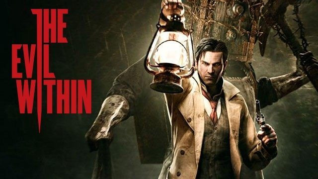 Evil Within First Person