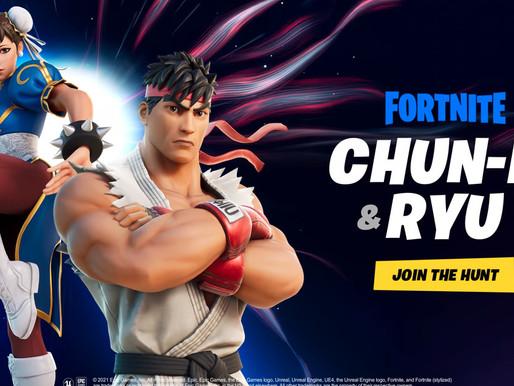 Fortnite вкара две бойни гейминг икони