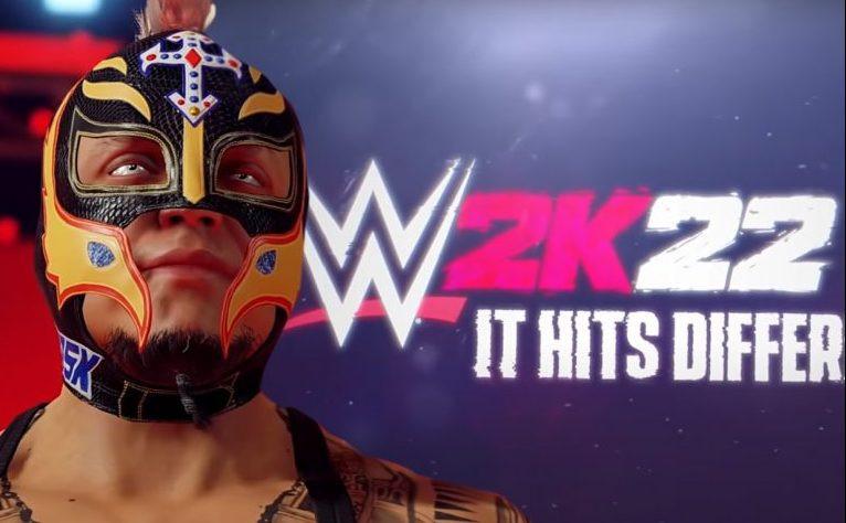WWE 2k22 Announce