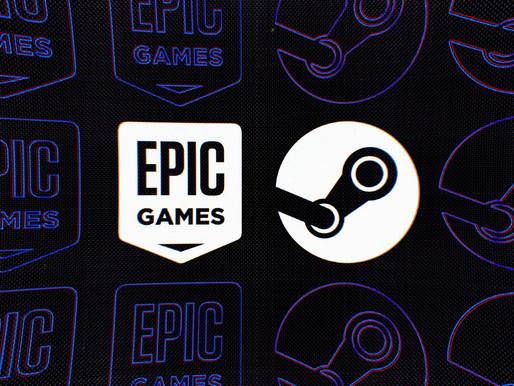 Epic Games губи милиони в битката със Steam