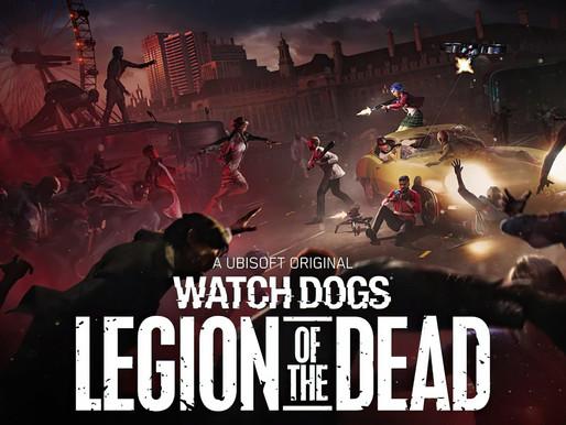 Зомби се появяват в Watch Dogs: Legion