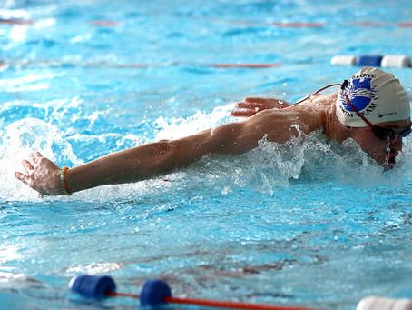 Before the start of the swim season..