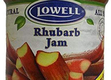 Rhubarb Jam Low Sugar, 11.3 Ounce