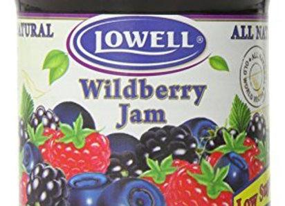 Wildberry Jam Low Sugar, 11.3 Ounce