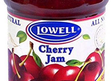 Cherry Jam Low Sugar, 11.3 Ounce