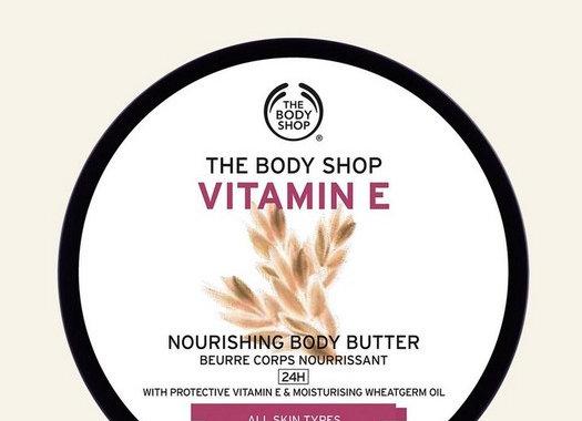 Vitamin E Nourishing Body Butter
