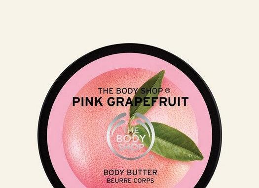 Pink Grapefruit Body Butter