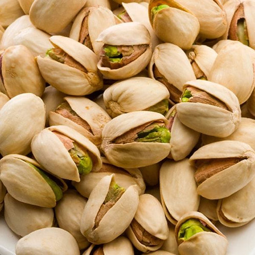 Roasted & Salted Pistachio (Pack of 2 - 1 lb bags)