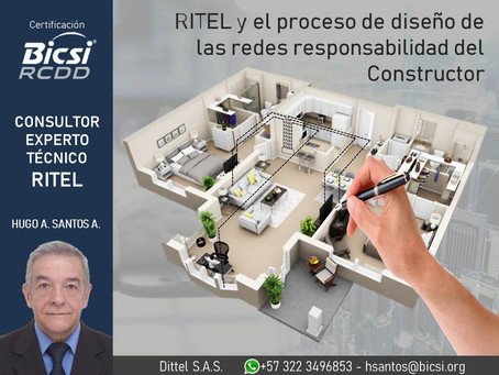 RITEL y el proceso de diseño de las redes responsabilidad del Constructor