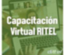 Cursos Virtuales RITEL