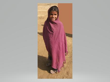 Strassenkinder einkleiden und              mit Nahrung versorgen