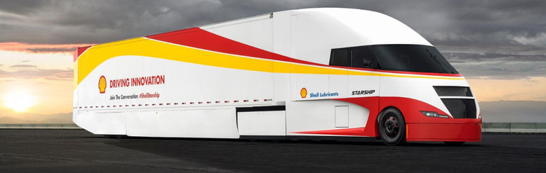 Shell Launches Starship Project