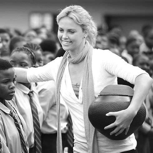 Charlize Theron PITCH Africa