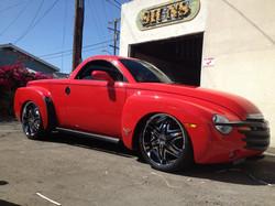 custom carbon fiber wrap wheels