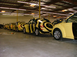 custom fleet wrap