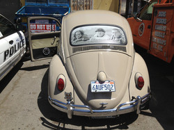 Custom Back window