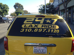 custom taxi wrap