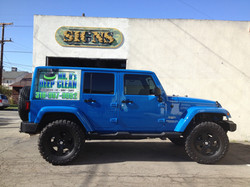 custom jeep wrap