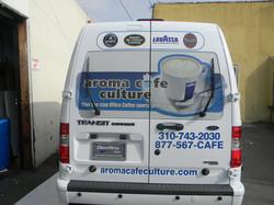 Custom transit wrap