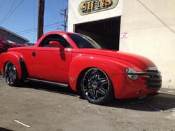 custom SSR carbon fiber wrap wheels