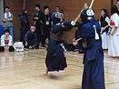 大宮中央剣友会では、文武両道を目指します