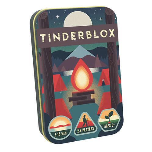 Tinderblox Night - Limited edition Kickstarter Edition