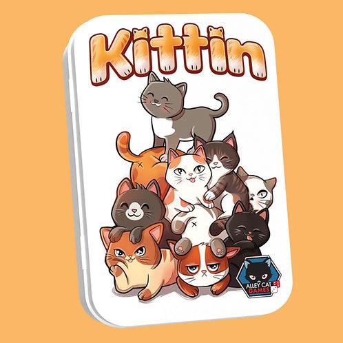 Kittin (Pre-order) + KS cards