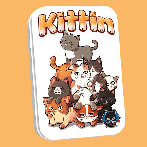 Tinderblox Night and Kittin + KS cards (BUNDLE)