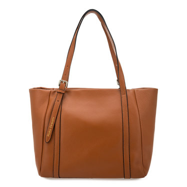 Вместительная сумка Fiato Dream 6090 FD кожа рыжий