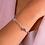 браслет с цепочкой серебярный anekke 31702-26-212SIL