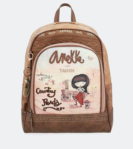 Вместительный рюкзак Anekke Arizona