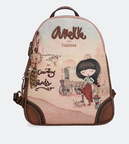 Рюкзак с тремя отделениями Anekke Arizona