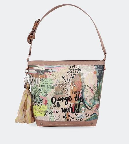 Вместительная сумка с двумя ручками Anekke Jungle
